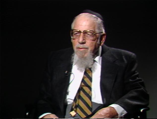 Rabbi Isaiah Wohlgemuth